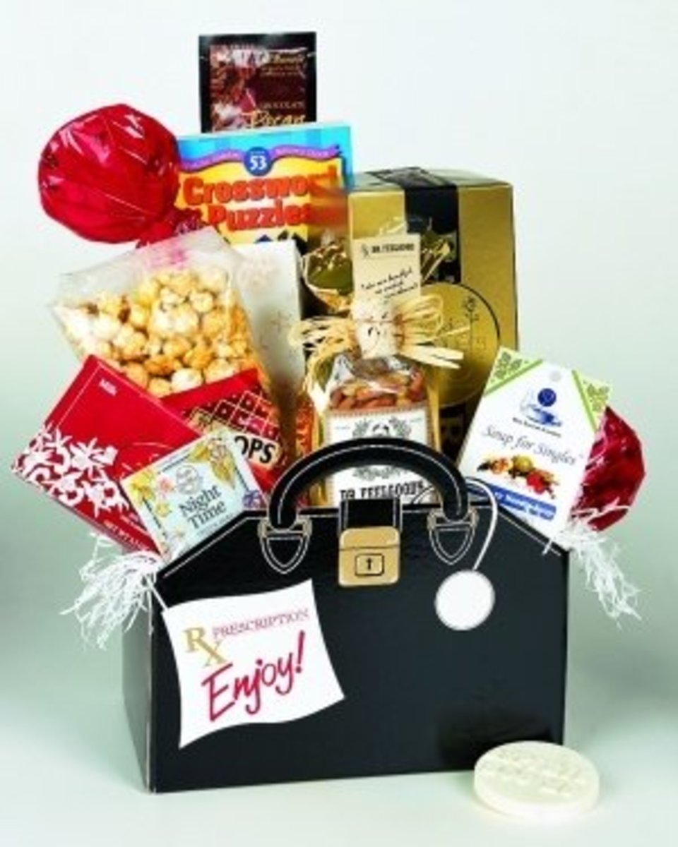 Get Well Basket from AAGiftsandBaskets.com