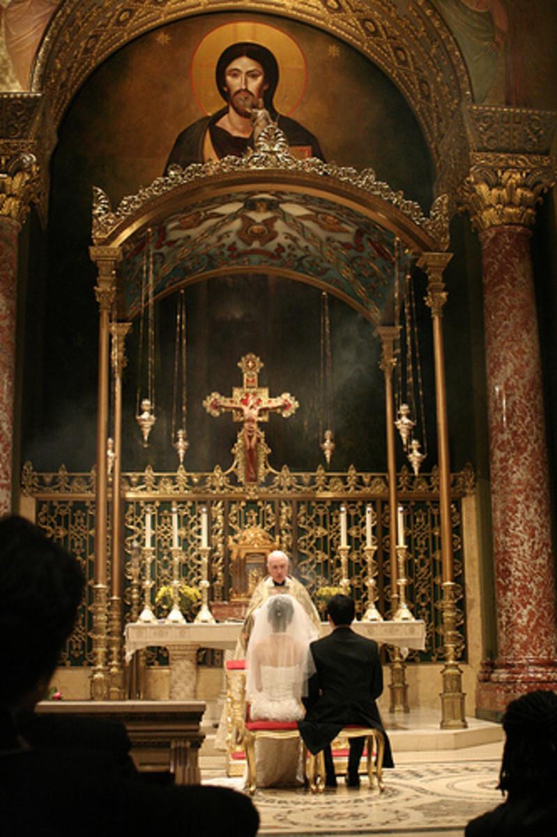 planning-a-catholic-wedding