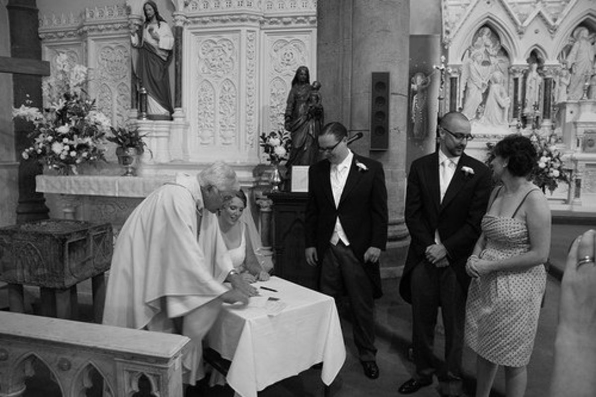Preparation Is The Cornerstone Of A Catholic Marriage