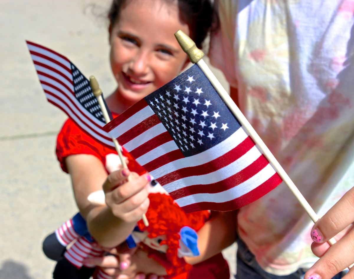 Independence Day commemorates the United States first declaring itself an independent nation on July 4, 1776.