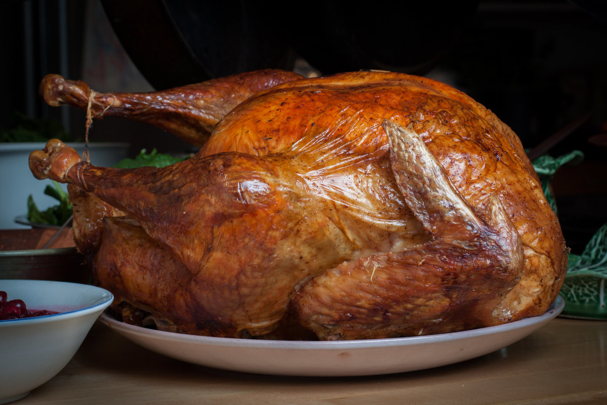 For many Americans, turkey is part of a traditional Thanksgiving meal.