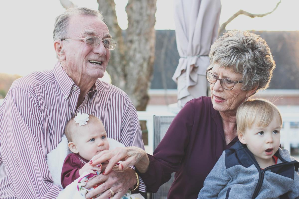 Don't grandparents deserve their own holiday, too?