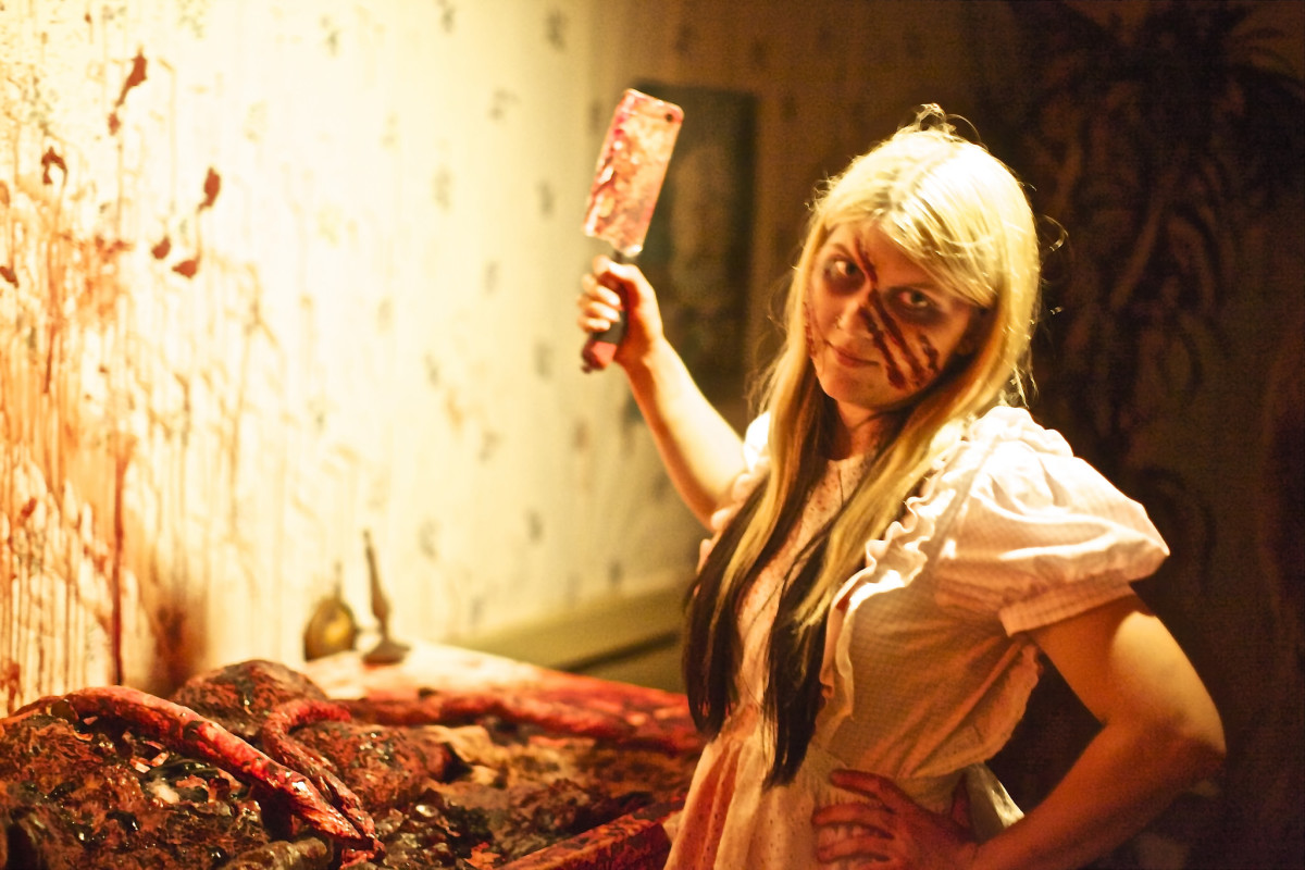 Scary characters will bring your haunted house to life (or death?).