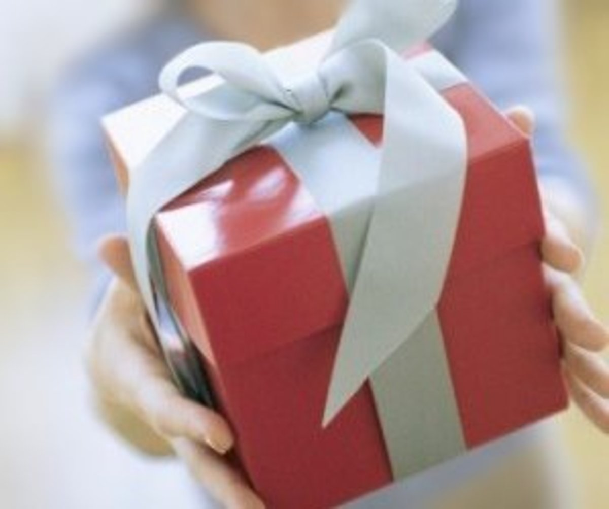 It takes a lot more effort to select, purchase, wrap, and give a gift than it does to dash off a brief note of thanks!