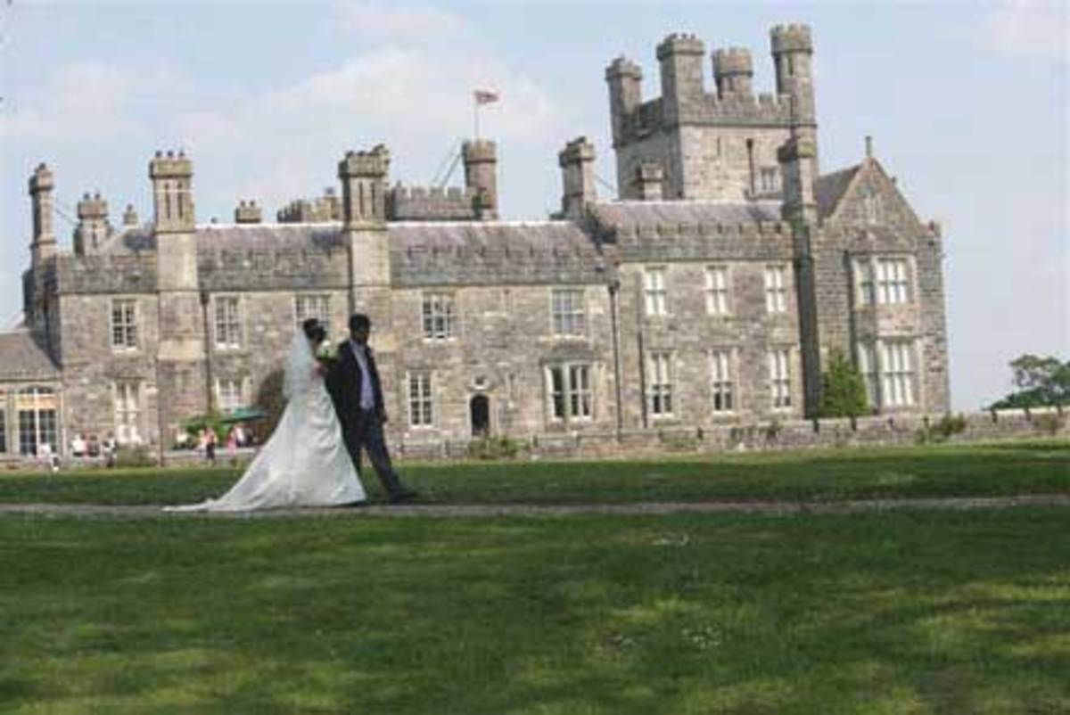 customs and traditional rituals associated with Irish weddings