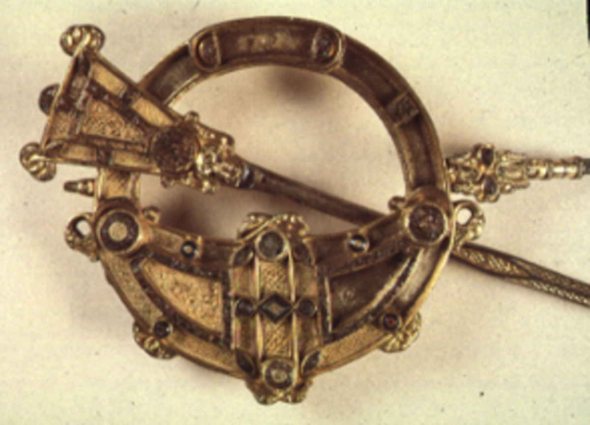 The Tara Brooch.