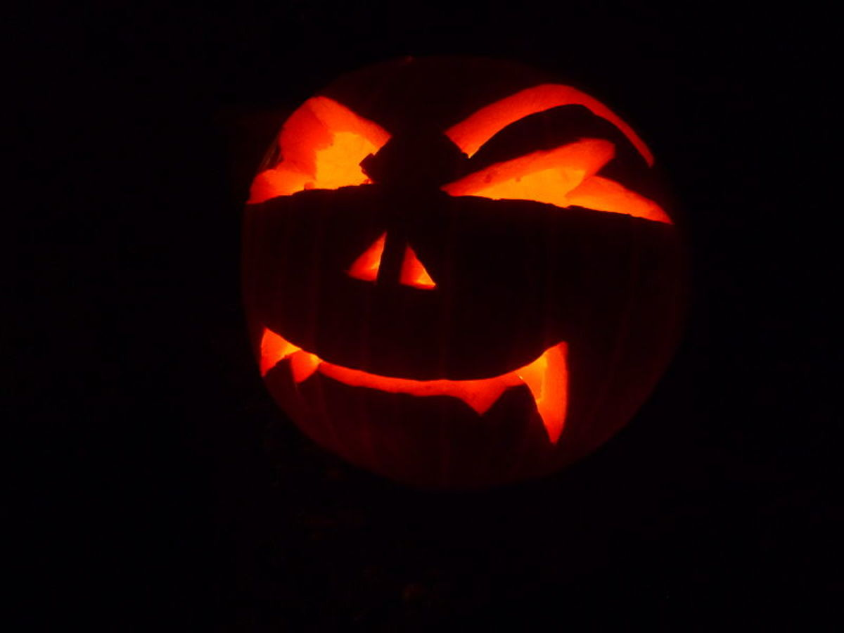 Halloween Pumpkin (Photo credit: Wikimedia Commons)