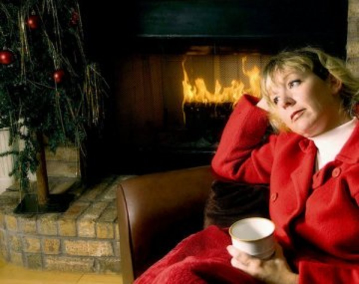Spending Christmas Alone this Year? 5 Tips to Make it Easier