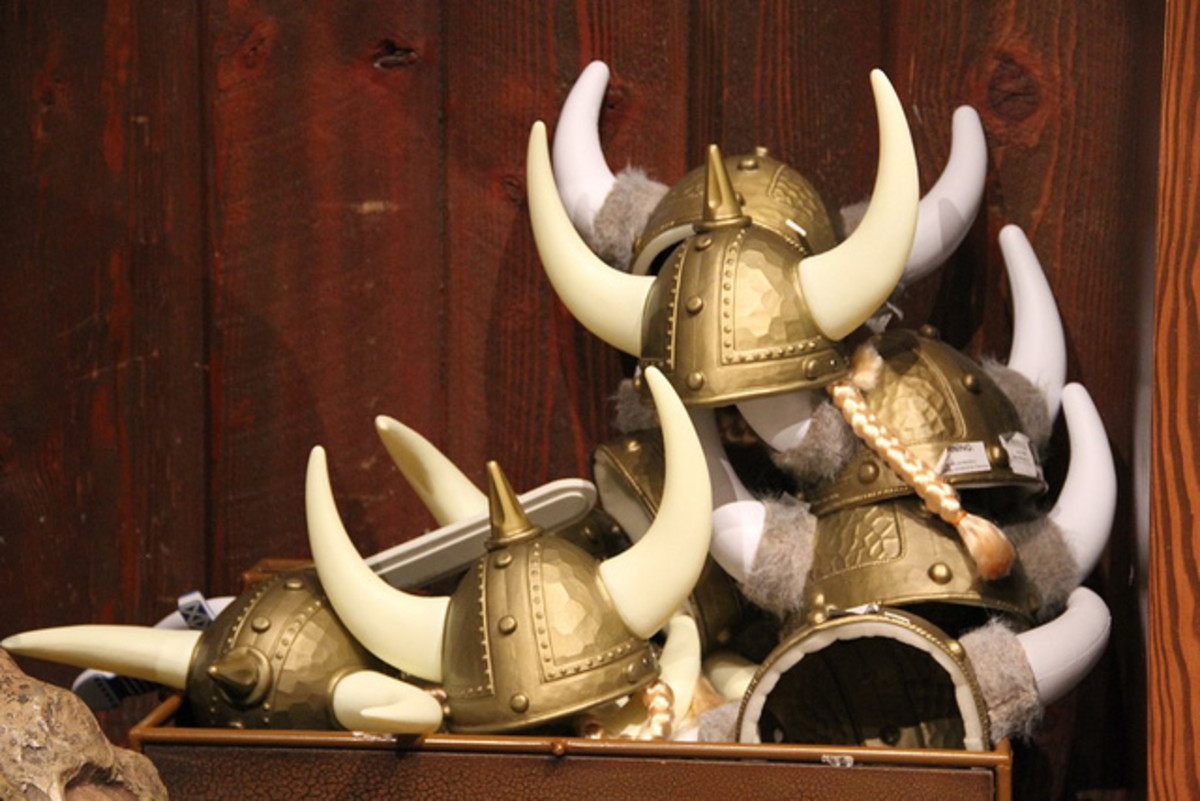 Time to enter the Viking fray—horns or no horns?
