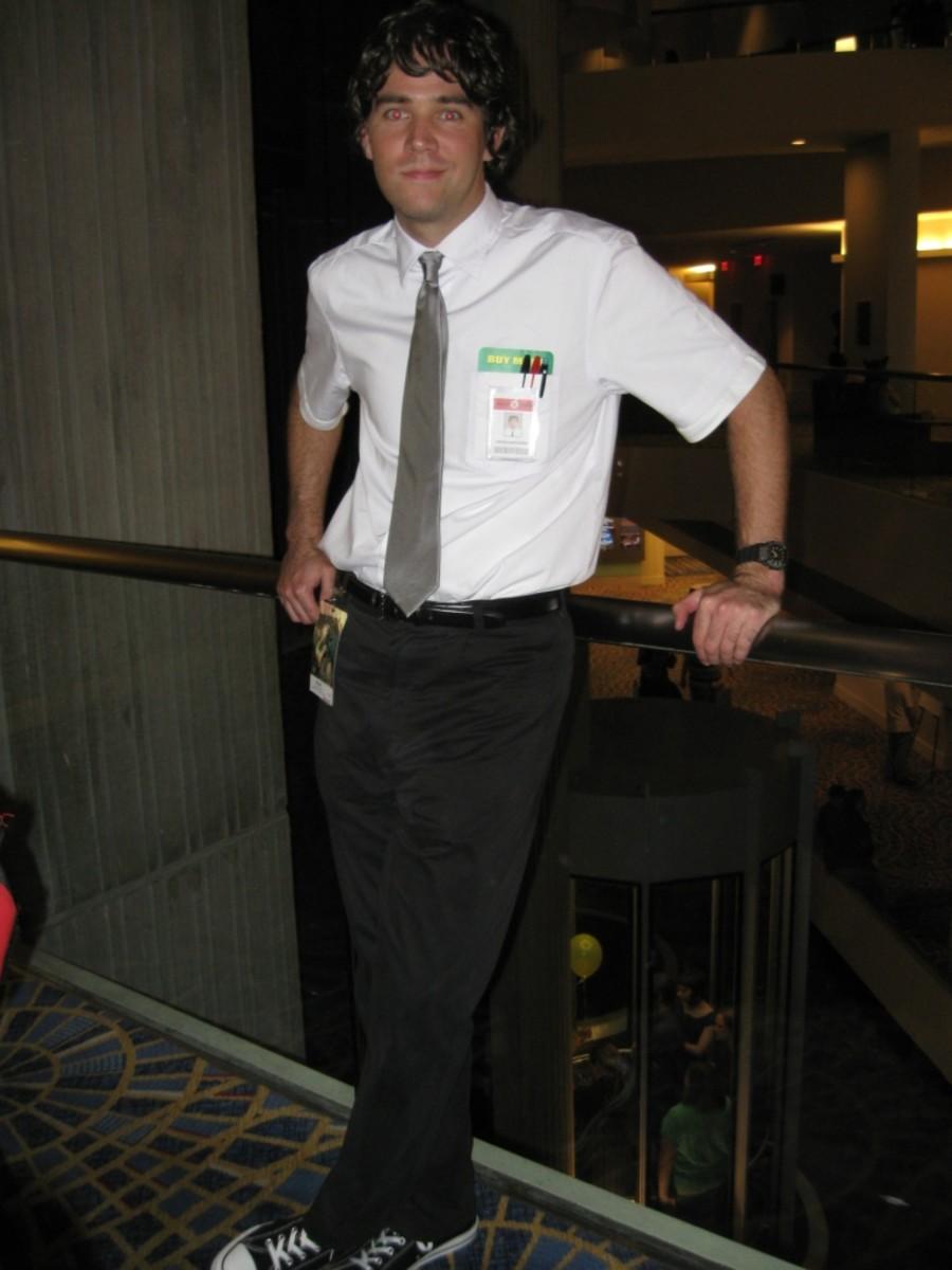Chuck costume
