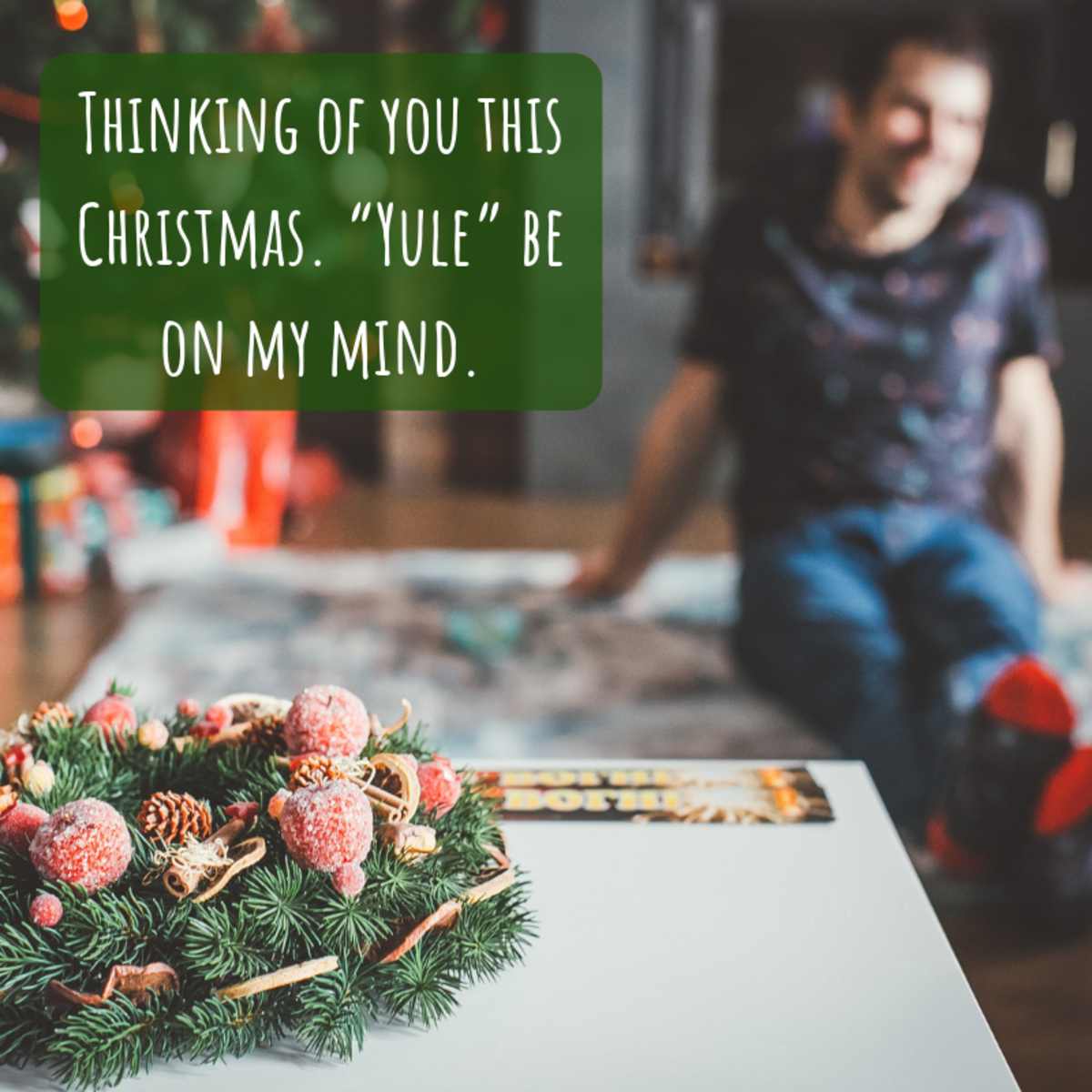 Sometimes fewer words can make a bigger impact! Here are some short and sweet holiday wishes.