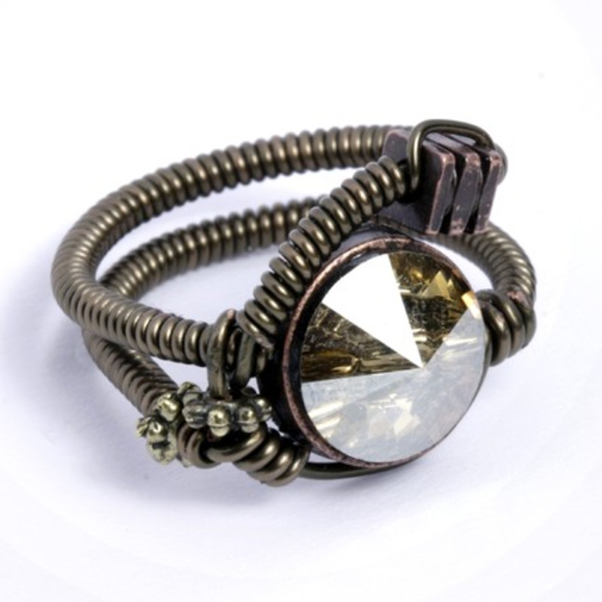 Steampunk Wedding Rings!
