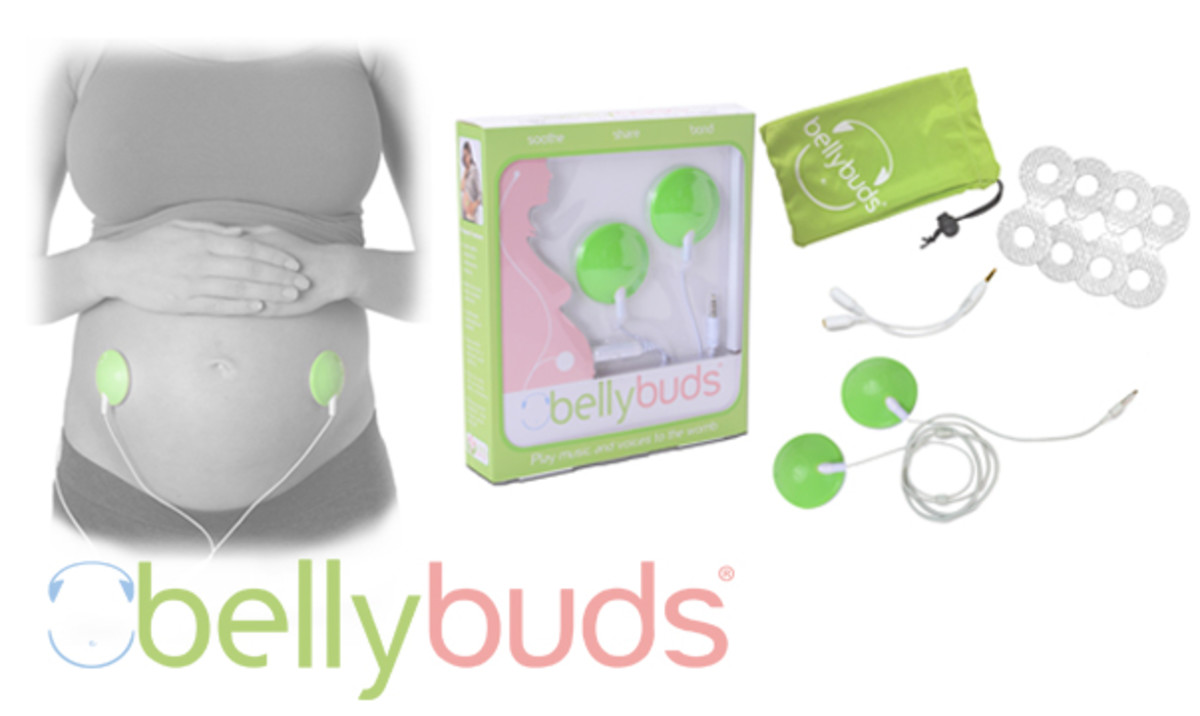BellyBuds make an awesome gift for any mom-to-be.