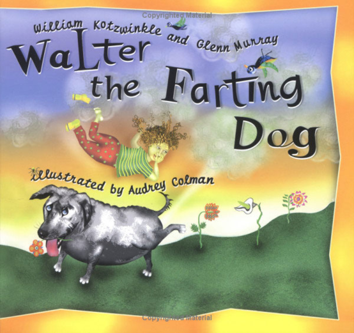 """Some children's books make gifts. Try this one or """"Beware of the Frog"""" by William Bee."""