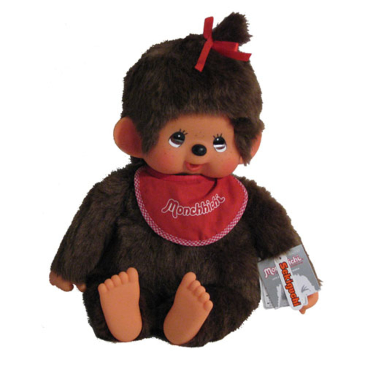 The Monchhichi doll is an 80's fad that will get a big reaction.