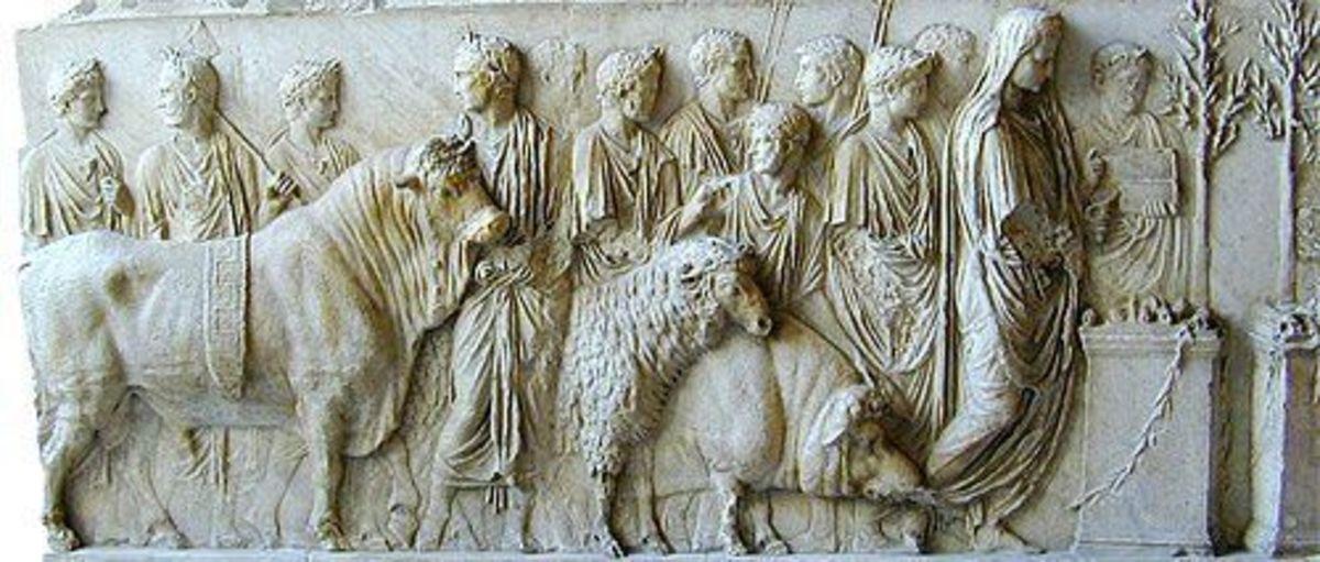 Ancient Roman Robigalia holiday