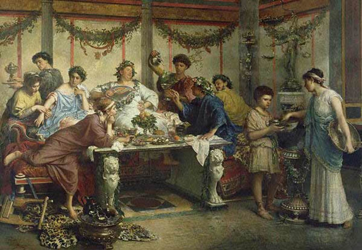 Roman Parentalia festival