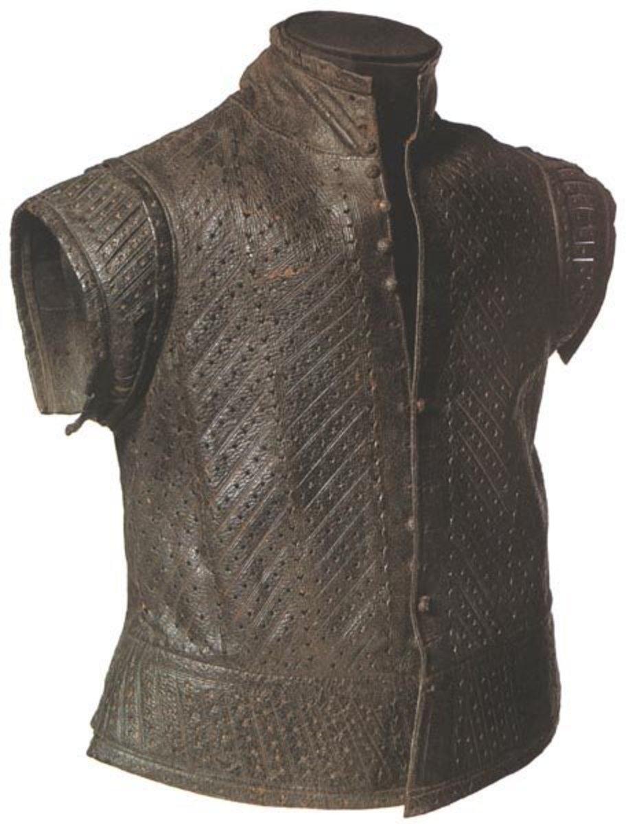 Jerkin, courtesy of Museum of London