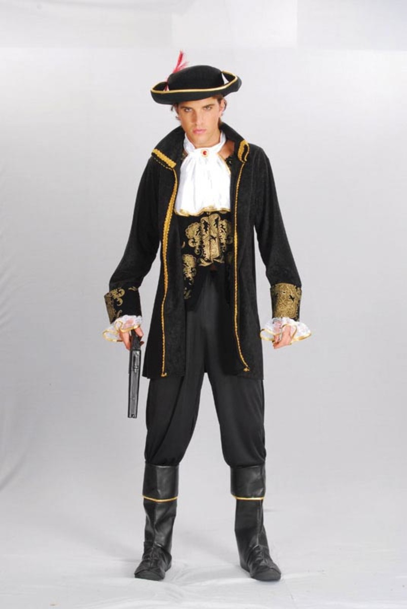 Dick Turpin Costume & Costumes for a Song Title Theme Party | Holidappy