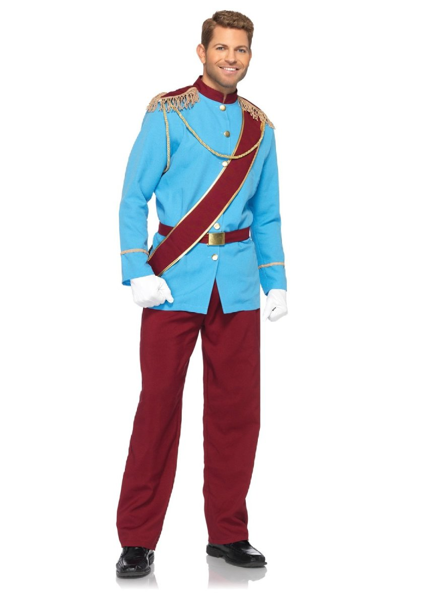 Prince Charming costume  sc 1 st  Holidappy & Costumes for a Song Title Theme Party | Holidappy
