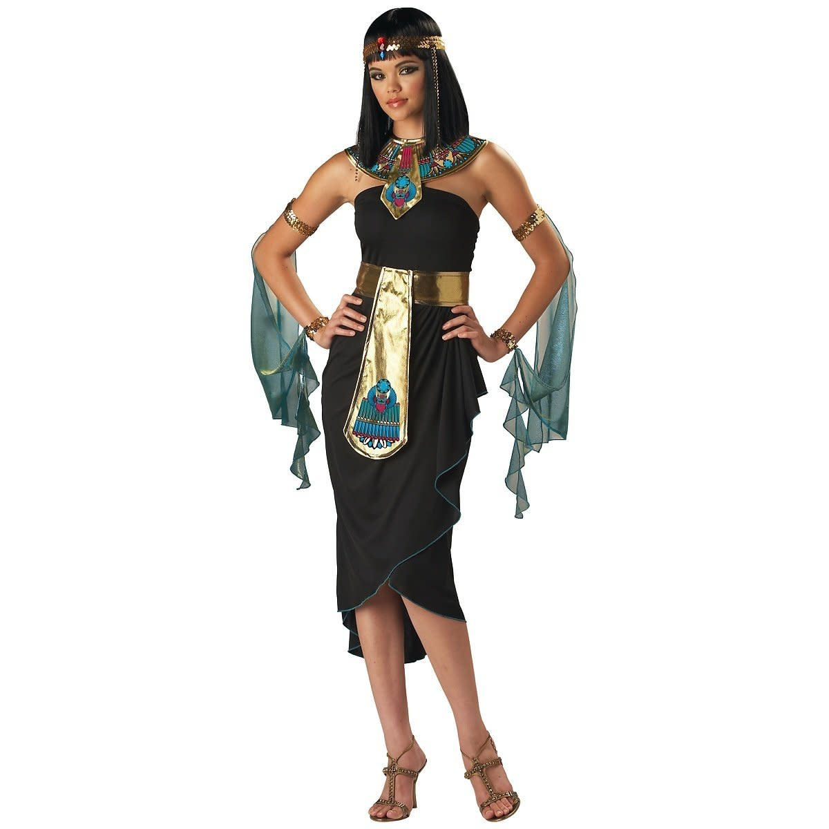 Costumes for a song title theme party holidappy cleopatra costume solutioingenieria Image collections