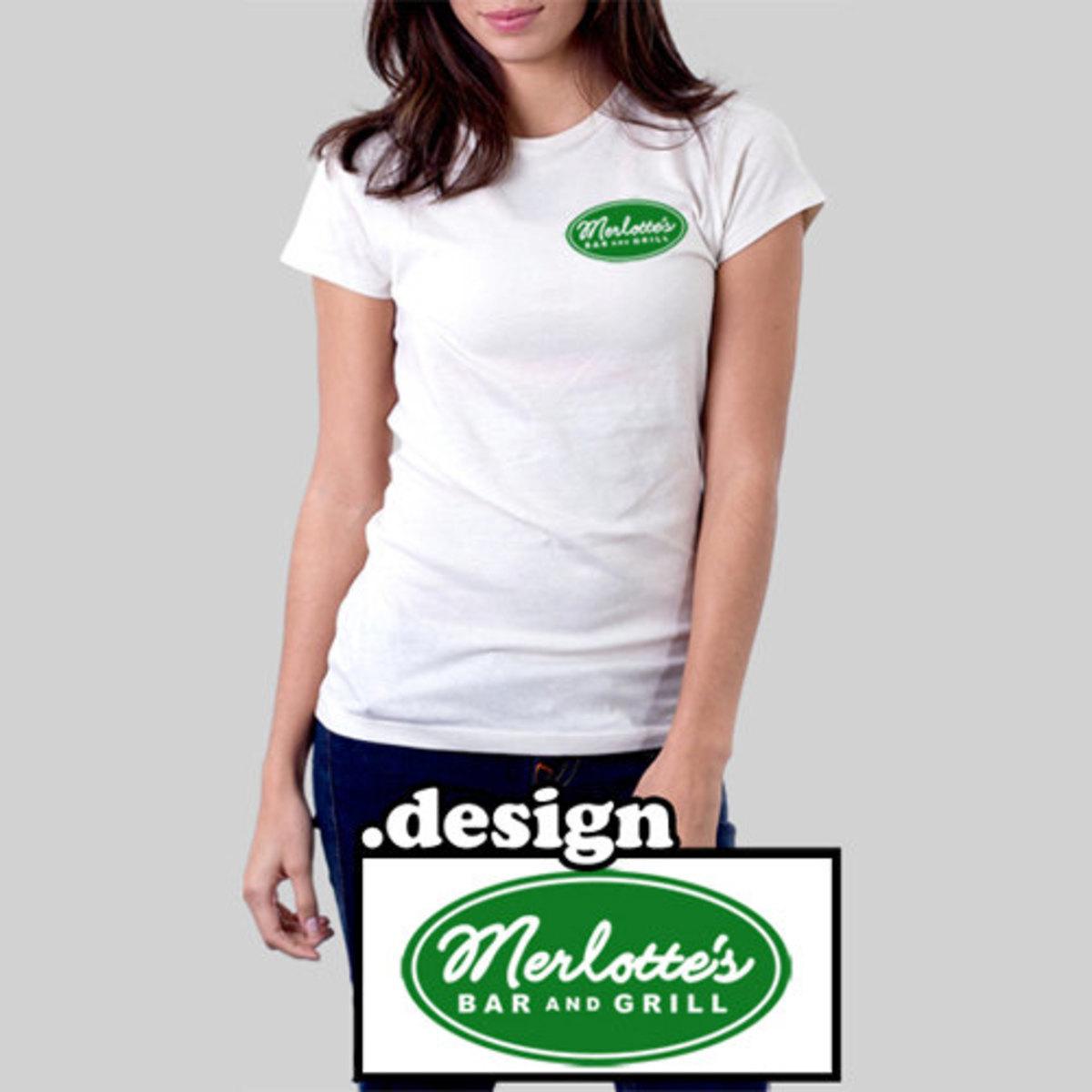 Merlotte's Tshirt on etsy.com for less than $15