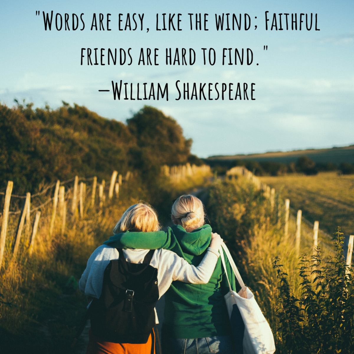 It's difficult to express to friends just how much they mean to us. Luckily, we have the eloquent words of history's greatest minds to help us along.