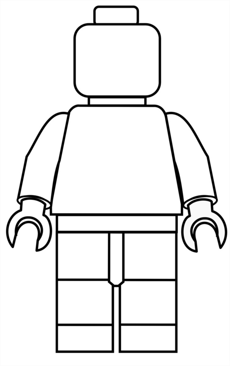 Lego Free Birthday Printables Ideas Free Lego Coloring Sheets