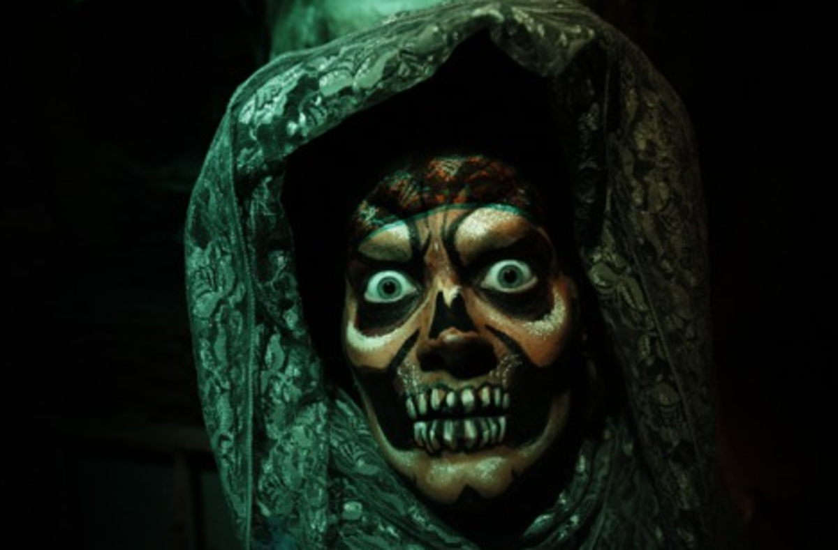 Scariest Haunted Attractions In America Hubpages