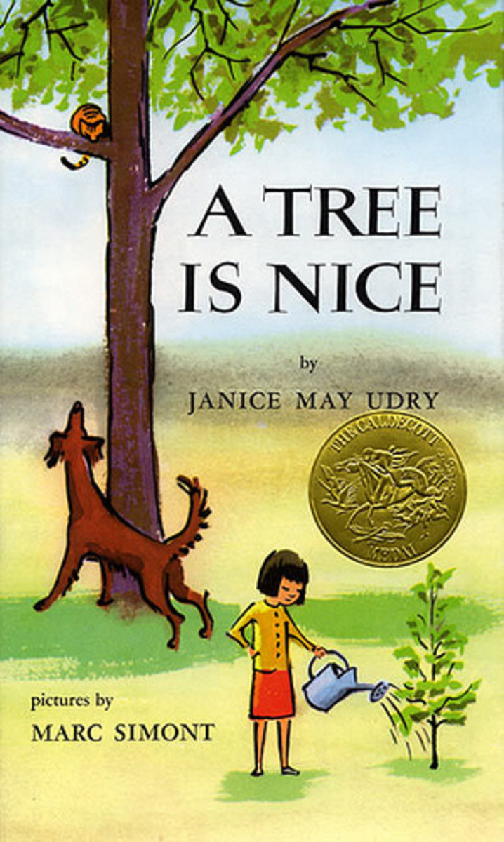 A Tree is Nice by Janice May Uday