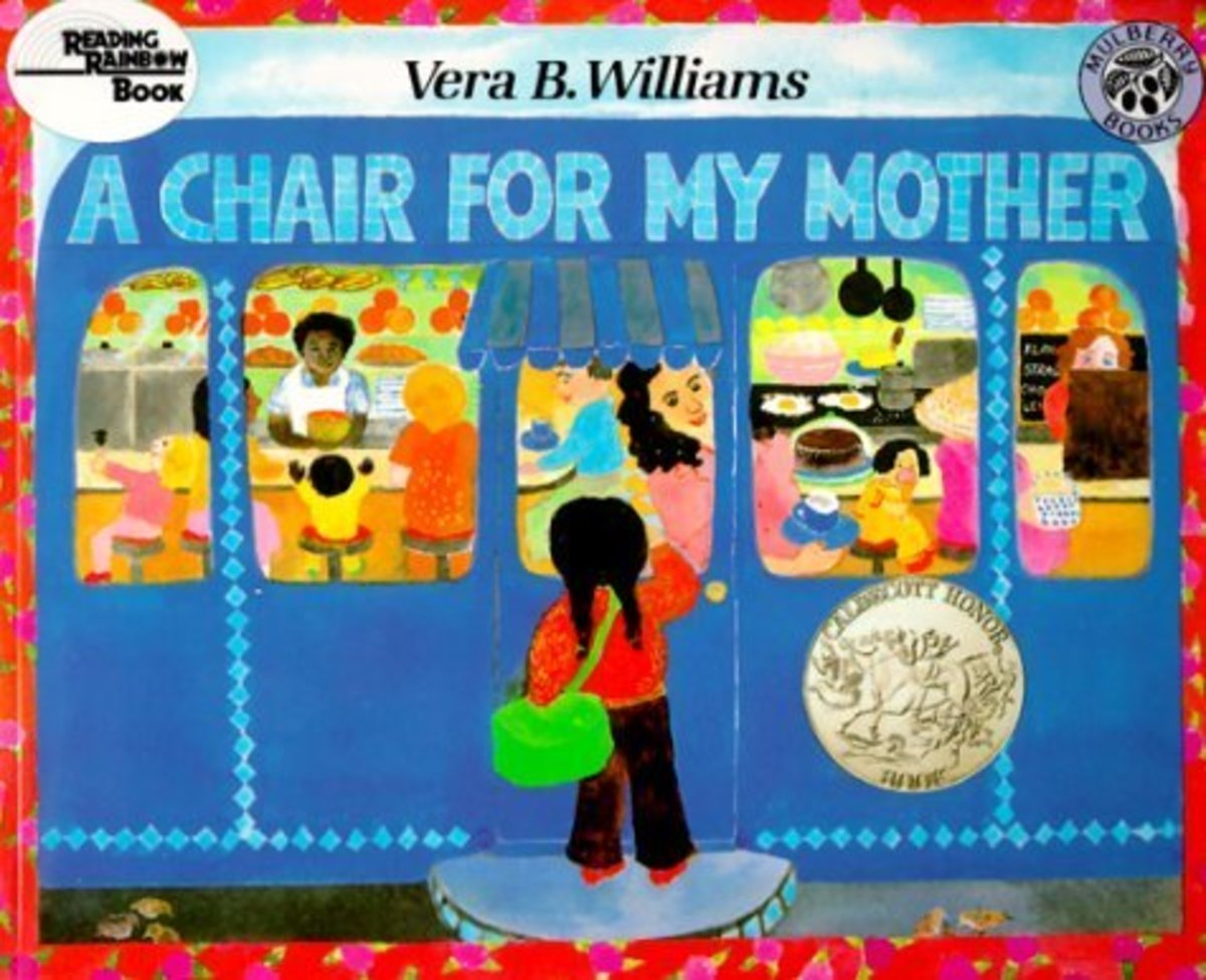 A Chair for My Mother by Vera B. Williams Children's Book Review