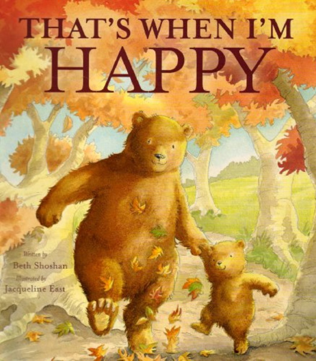 That's When I'm Happy by Beth Shoshan and Jaqueline East
