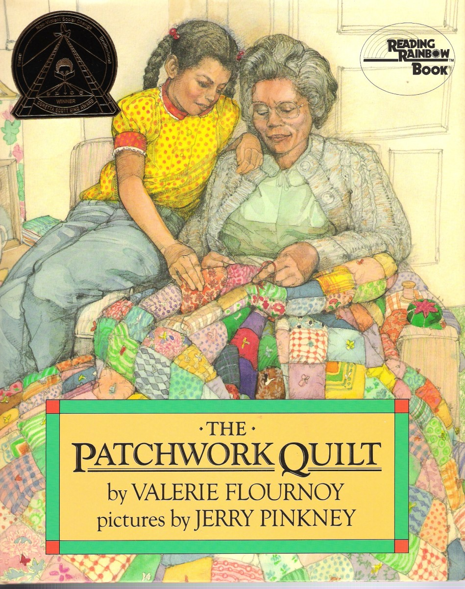 The Patchwork Quilt by Valerie Fournoy and Jerry Pinkney