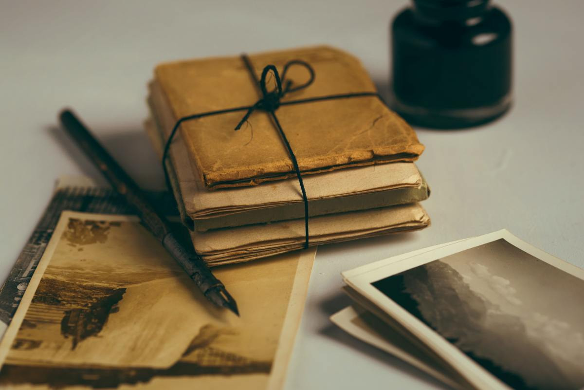 Most poets revel in romance and nostalgia, so things like fountain pens, inkwells, and aged parchment make perfect gifts.