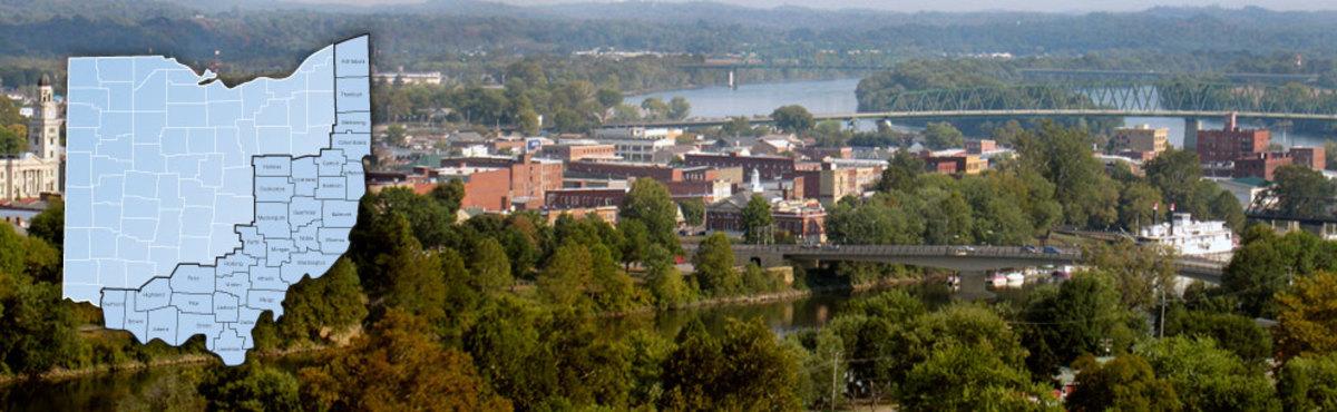 Ohio's Appalachian Region.