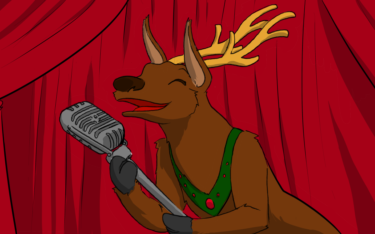 Donner's sure to be the next singing sensation!