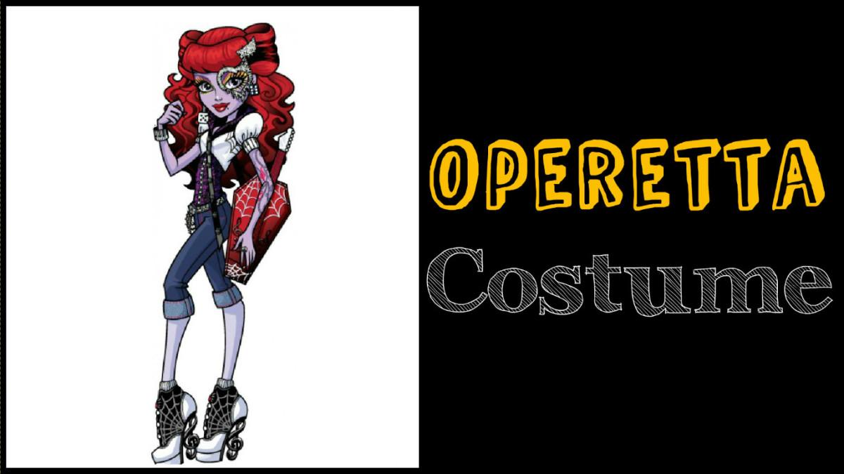 Operetta costume