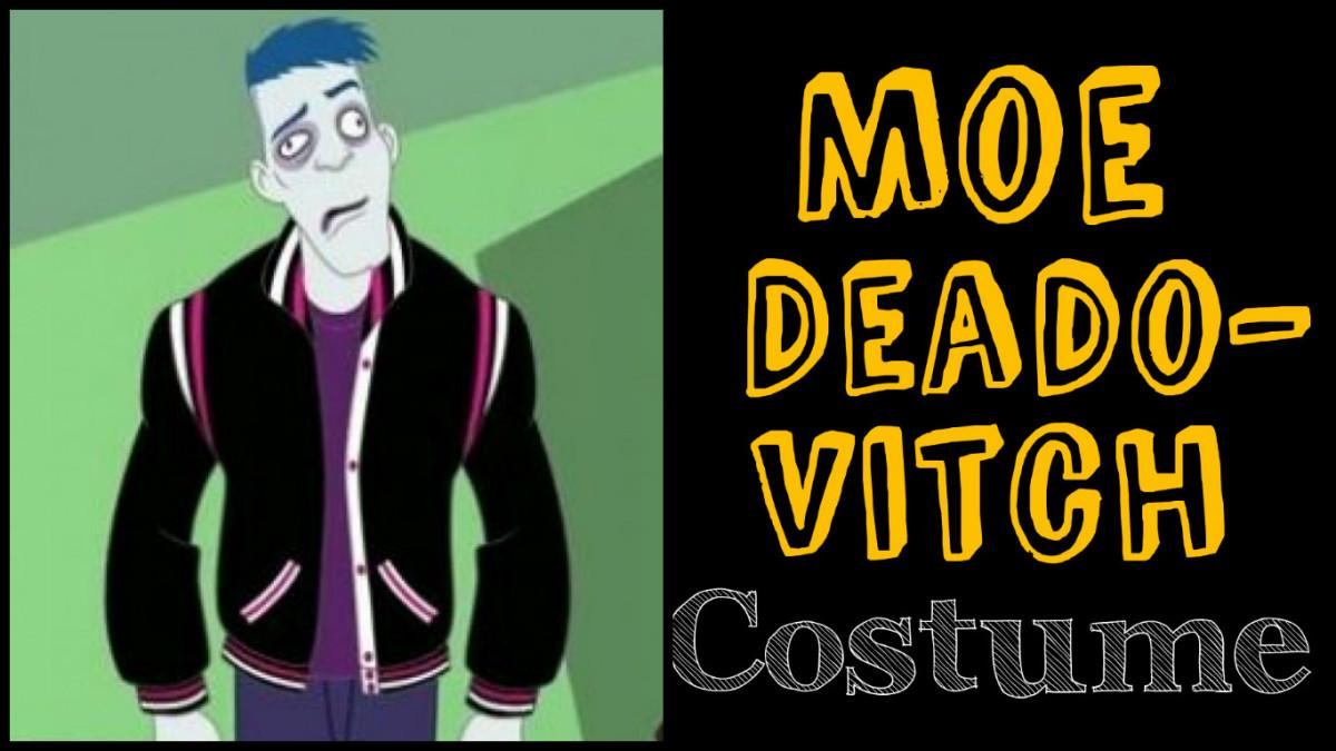 """Moe """"Slow-Moe"""" Deadovitch costume"""