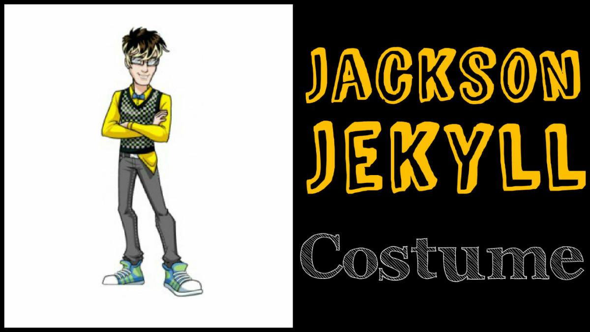 Jackson Jekyll costume