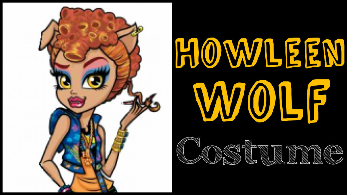 Howleen Wolf costume