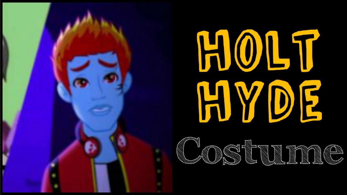 Holt Hyde costume