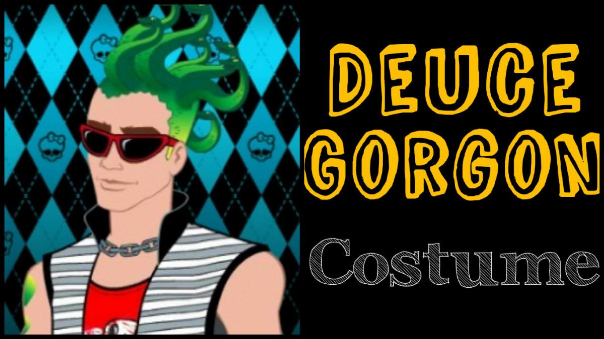 Deuce Gorgon costume
