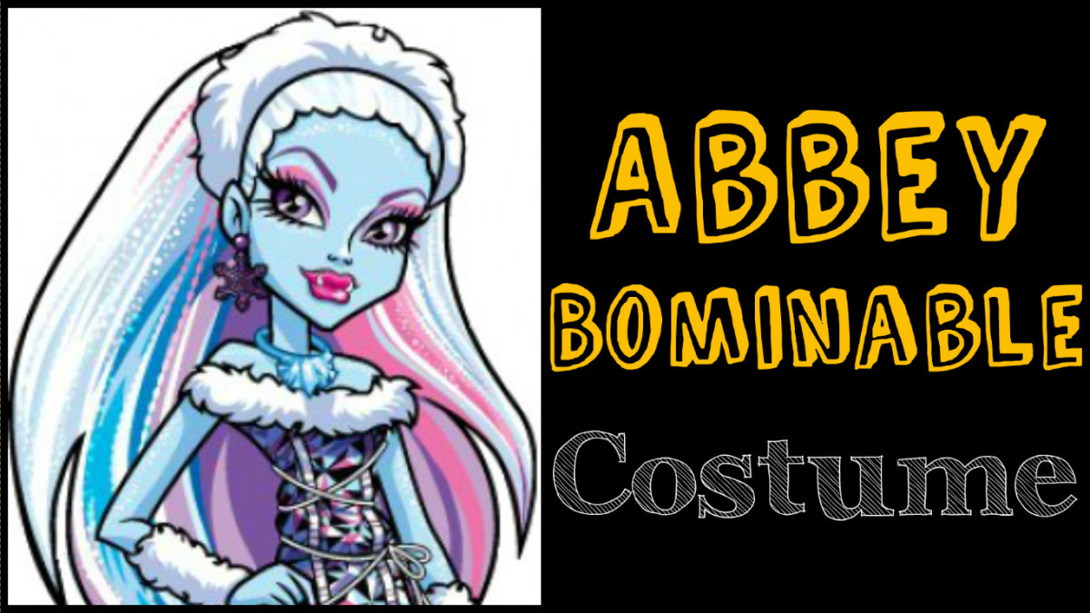 Abbey Bominable costume