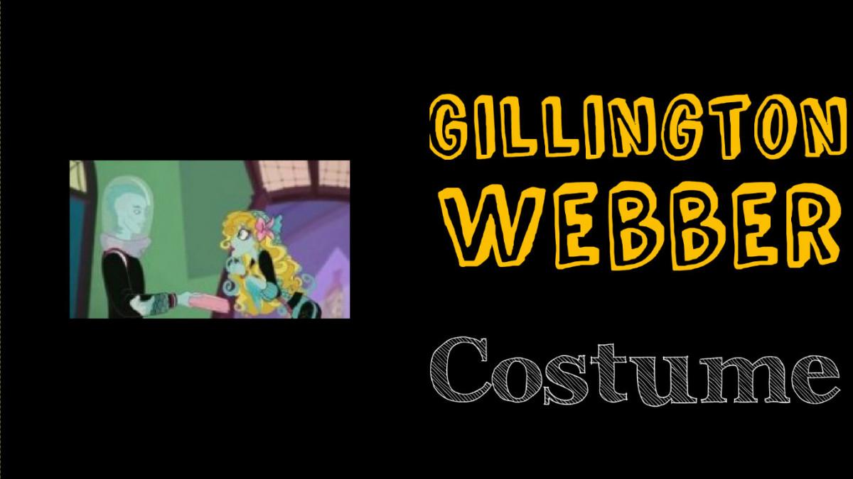 "Gillington ""Gil"" Webber costume"