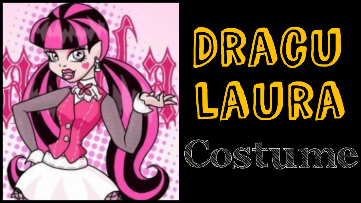 Draculaura costume