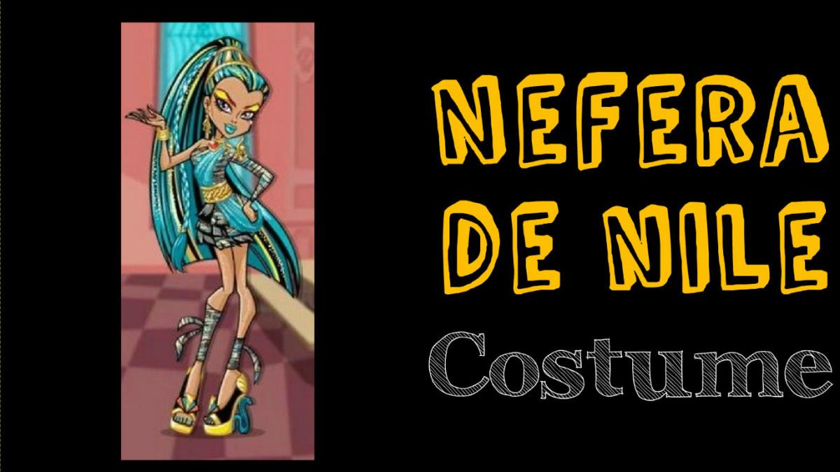 Nefera de Nile costume