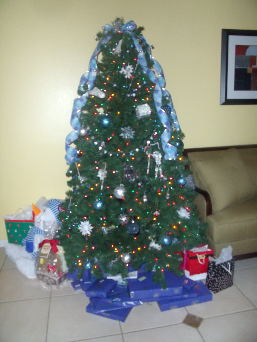 Our Christmas Tree 2010