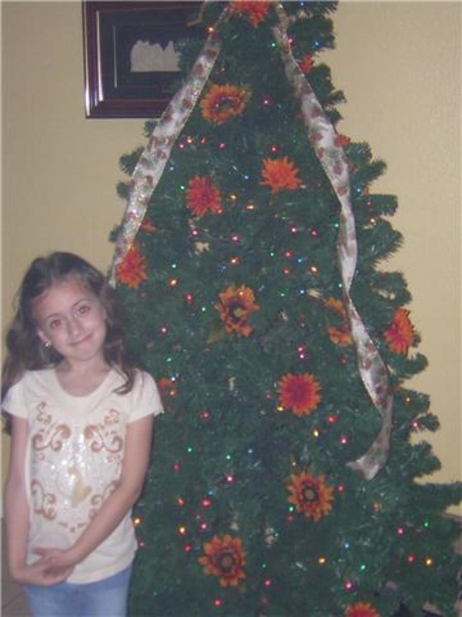 2009 Thanksgiving Tree