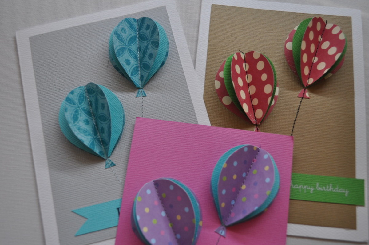 homemade handmade greeting cardmaking ideas with