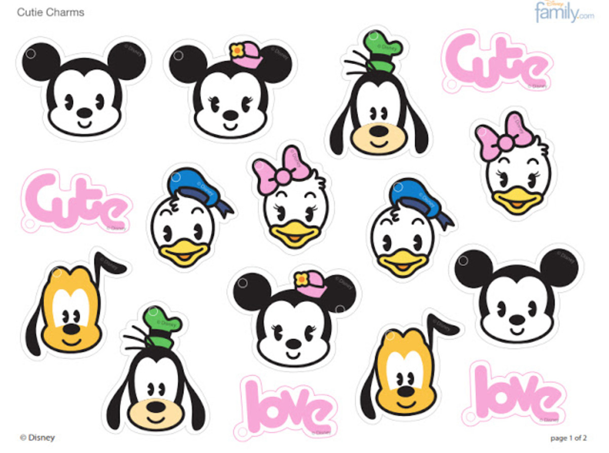 Disney Mickey Mouse Party Ideas amp Free Printables
